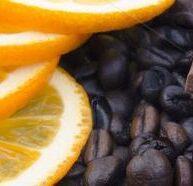 Kava čokolada - naranča
