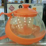 Čajnik sa filterom 750 ml - narančasti